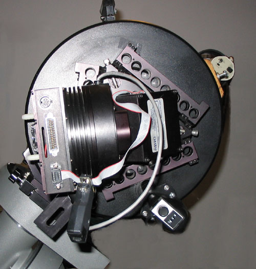 "3"" Bellerophon on LX200 12"" Meade"
