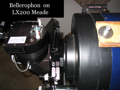 "3"" Bellerophon on Meade 12"" LX200"